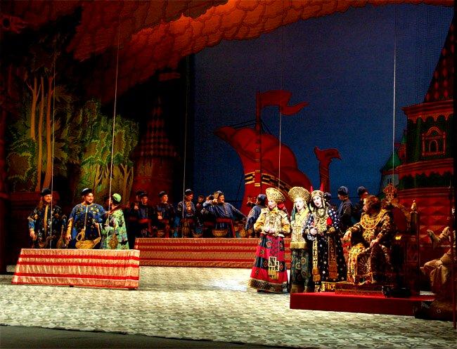 림스키코르사코프/술탄황제의 이야기 중 행진곡