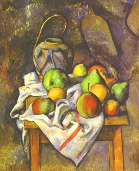 폴 세잔/과일 정물화
